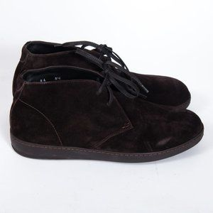 To Boot New York Brown Suede Chukka Boots